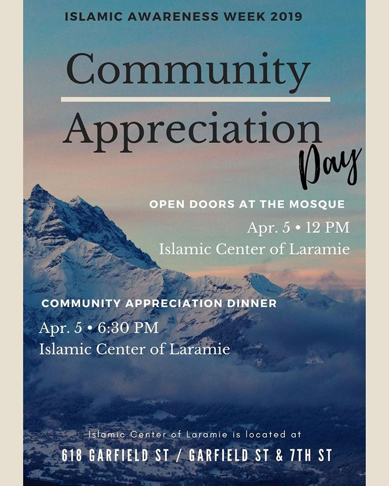Community Appreciation Day